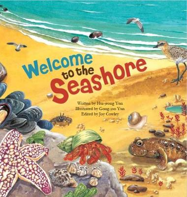 Welcome to the Seashore: Seashore Creatures - Science Storybooks (Paperback)