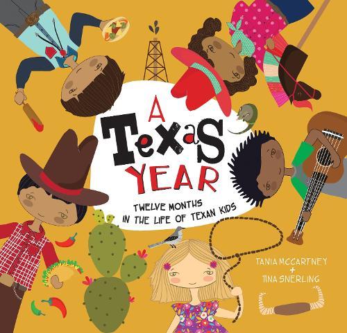 A Texas Year (Hardback)