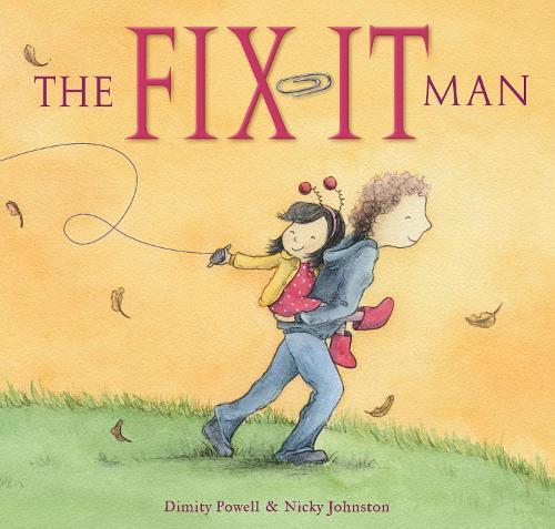 The Fix-It Man (Hardback)