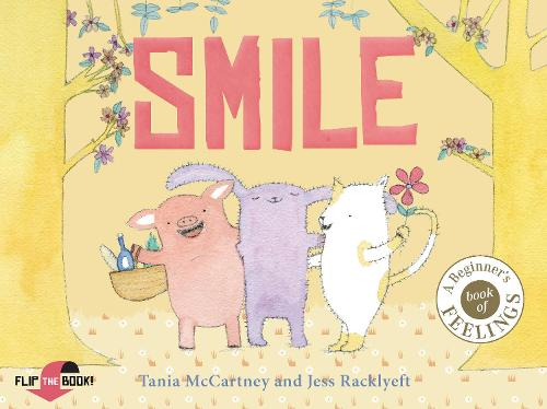 Smile Cry: Happy or sad, wailing or glad - how do you feel today? (Paperback)