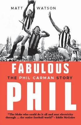 Fabulous Phil: The Phil Carman Story (Paperback)
