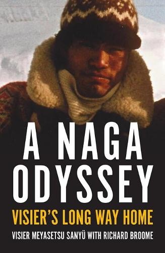 A Naga Odyssey: Visier's Long Way Home - Investigating Power (Paperback)