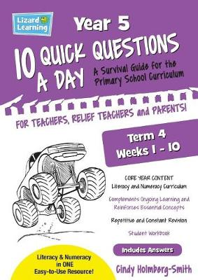 10 Quick Questions a Day Year 5 Term 4 (Paperback)