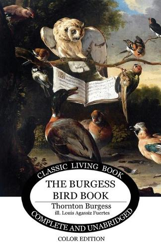 The Burgess Bird Book in color (Paperback)