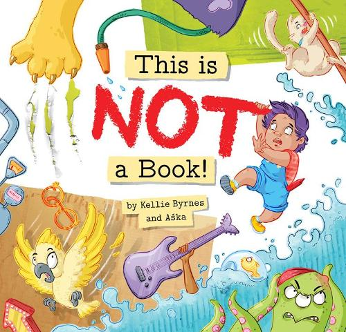 This is NOT a Book! (Hardback)