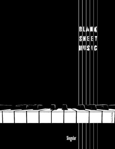 Blank Sheet Music: Singular (Paperback)