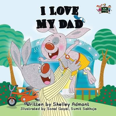 I Love My Dad (Paperback)