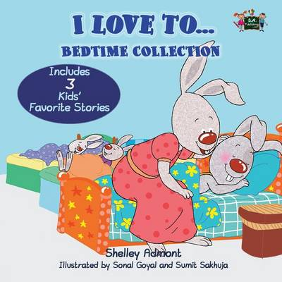 I Love To... Bedtime Collection (Paperback)