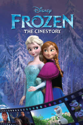Disney Frozen Cinestory: Vol 01 (Paperback)