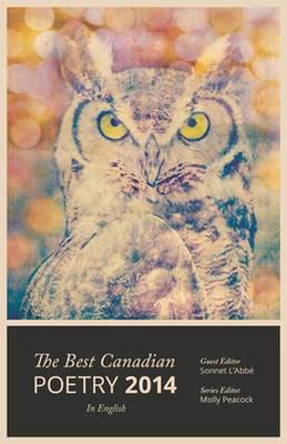 The Best Canadian Poetry in English 2014 (Paperback)