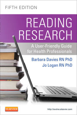 Reading Research: A User-Friendly Guide for Health Professionals (Paperback)