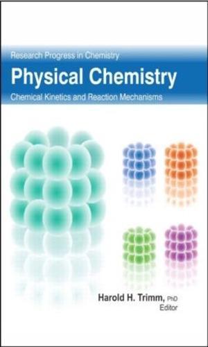 Physical Chemistry - Research Progress in Chemistry (Hardback)
