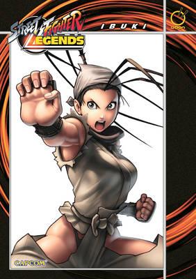 Street Fighter Legends: Ibuki (Paperback)