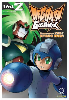 Mega Man Gigamix Volume 2 (Paperback)