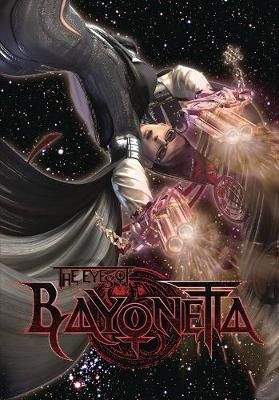 The Eyes of Bayonetta: Art Book & DVD (Hardback)