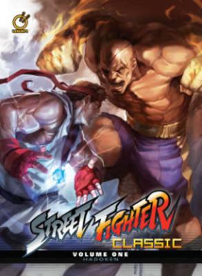 Street Fighter Classic Volume 1: Hadoken (Hardback)