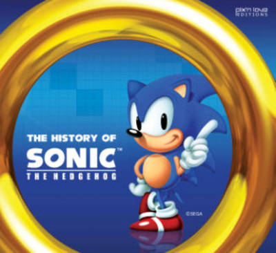 The History of Sonic the Hedgehog (Paperback)
