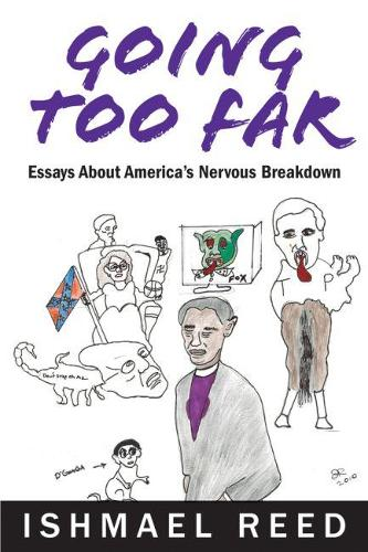 Going Too Far: Essays About America's Nervous Breakdown (Paperback)
