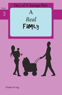 A Real Family - Diary of a Teenage Mom 3 (Paperback)