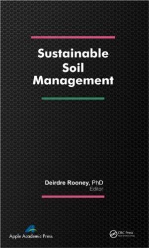 Sustainable Soil Management (Hardback)