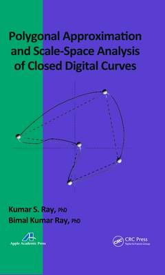 Polygonal Approximation and Scale-Space Analysis of Closed Digital Curves (Hardback)