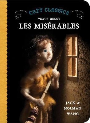 Cozy Classics: Les Miserables (Hardback)