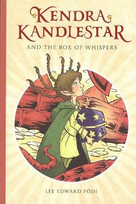 Kendra Kandlestar And The Box Of Whispers (Paperback)