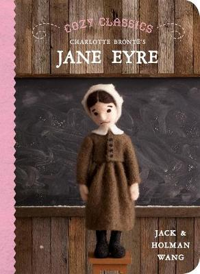 Cozy Classics: Jane Eyre (Board book)