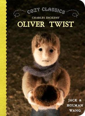 Cozy Classics: Oliver Twist (Board book)
