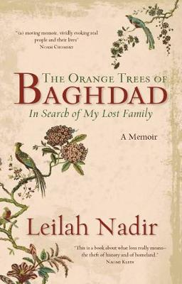 The Orange Trees Of Baghdad (Paperback)