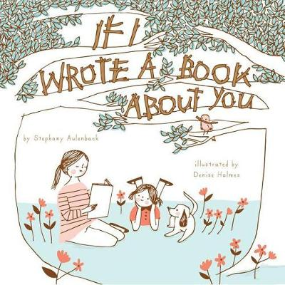 If I Wrote A Book About You (Hardback)