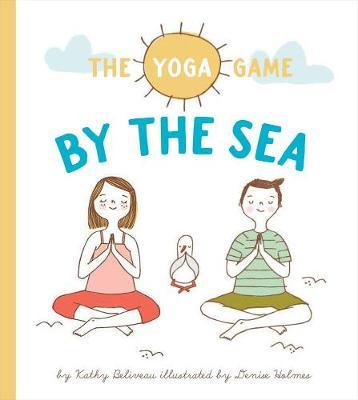 The Yoga Game By The Sea (Hardback)