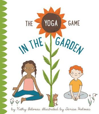 The Yoga Game In The Garden (Hardback)