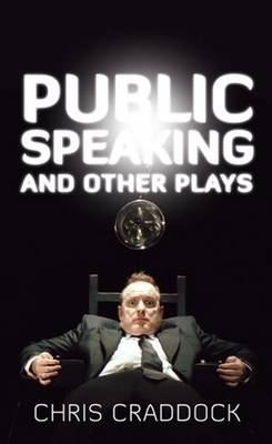 Public Speaking & Other Plays (Paperback)