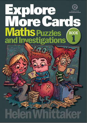 Explore More Cards Yrs 3-5+ Bk 1: Maths Puzzles and Investigations (Paperback)