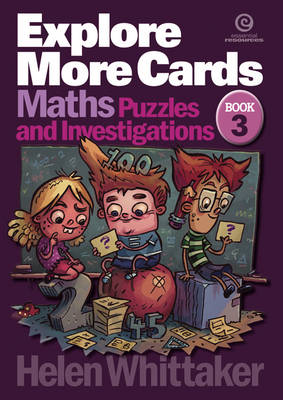 Explore More Cards Yrs 7-9 Bk 3: Maths Puzzles and Investigations (Paperback)