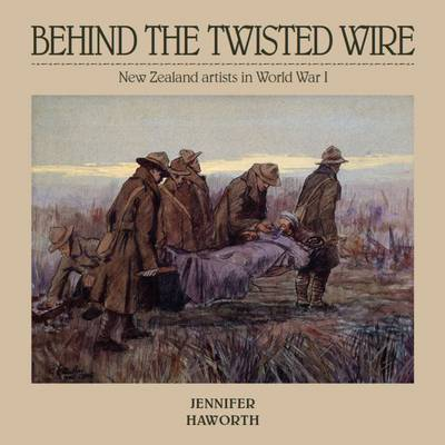 Behind the Twisted Wire (Paperback)