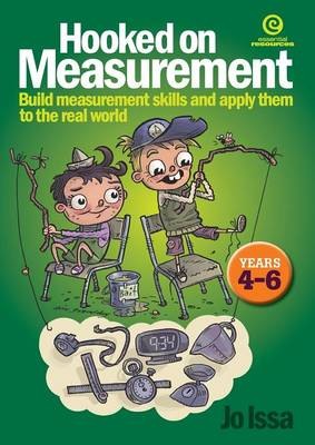 Hooked on Measurement Yrs 4-6 (Paperback)