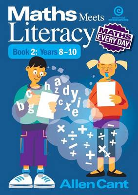 Maths Every Day: Maths Meets Literacy Bk 2 Yrs 8-10 (Paperback)