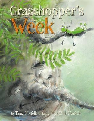Grasshopper's Week (Hardback)