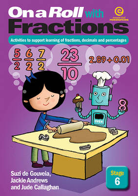 On a Roll with Fractions Stage 6 (Paperback)