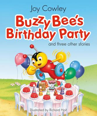 Buzzy Bee's Birthday Party (Paperback)