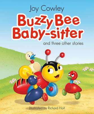 Buzzy Bee Baby Sitter (Paperback)