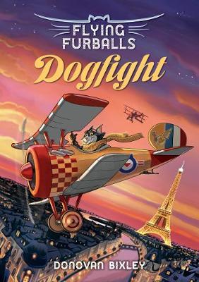 Flying Furballs 1:Dogfight (Paperback)