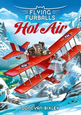 Flying Furballs 2: Hot Air (Paperback)