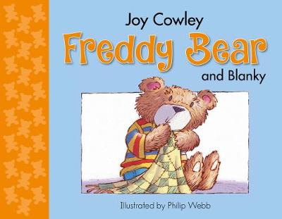 Freddy Bear and Blanky (Board book)