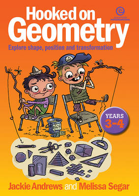 Hooked on Geometry Yrs 3-4 (Paperback)