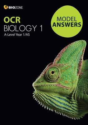 OCR Biology 1 Model Answers (Paperback)