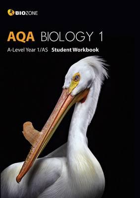 AQA Biology 1 A-Level 1/AS: Student Workbook (Paperback)