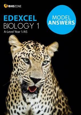 Edexcel Biology 1 Model Answers (Paperback)